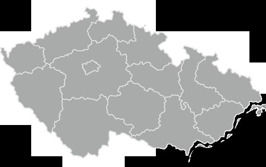 Obranné spreje mapa prodejců ČR